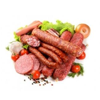 Приготовление мясных изделий